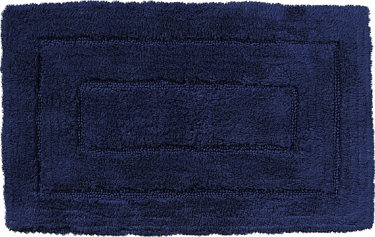 Фото Коврик Kassatex Kassadesign Navy 61х101 на tiptop-shop.ru