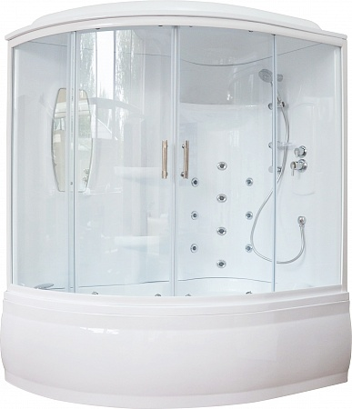 Фото Душевой бокс Royal Bath RB 170ALP-T R на tiptop-shop.ru