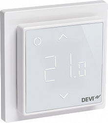 Терморегулятор Devi Devireg Smart Wi-Fi polar white